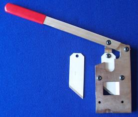 Packing Cutter Blade and Guillotine Head